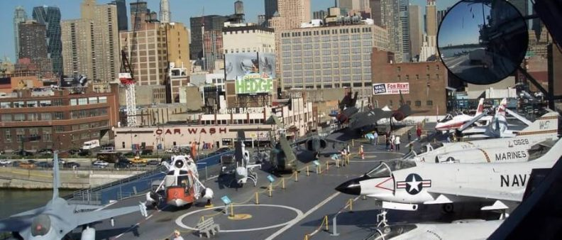 Intrepid Sea, Air _ Space Museum
